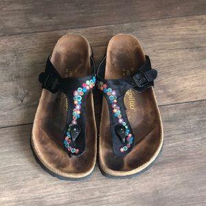 Papillo Birkenstock Sandals